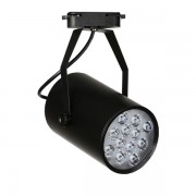 led track light black