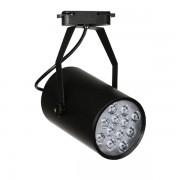 led track light black