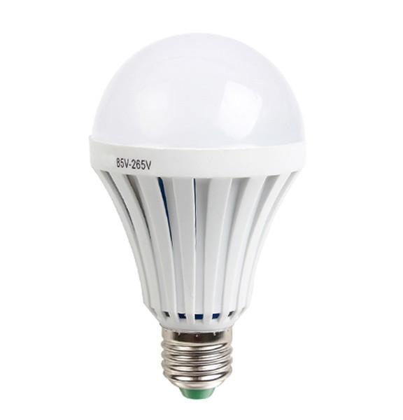 plastic emergency led bulb